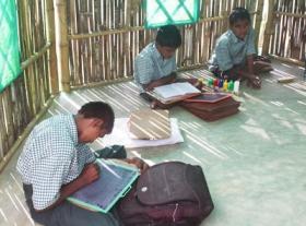 bamboo-hut-class